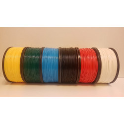 PLA пластик зеленый (1.75...