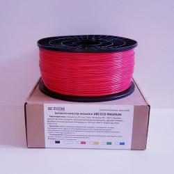 ABS пластик красный (1.75...