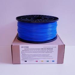 ABS пластик синий (1.75 1000)