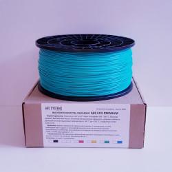 ABS пластик зеленый (1.75...
